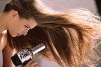 Безопасное использование фена для волос